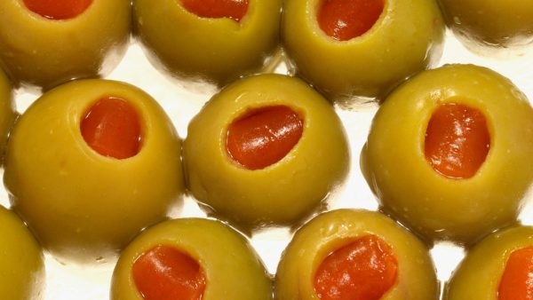 olives with pimentos