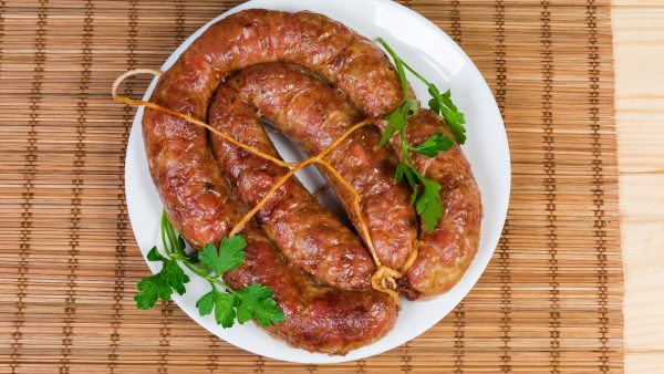 can dogs eat sausage - Turkey sausages